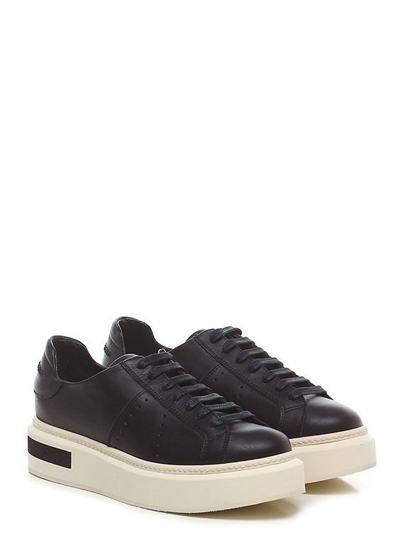 on sale 91266 28302 Sneaker Black Manuel Barcelo' - Le Follie Shop