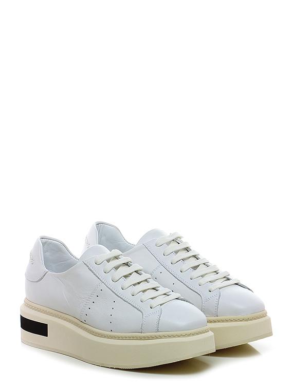 finest selection 3ea0f c7ada Sneaker White Manuel Barcelo' - Le Follie Shop