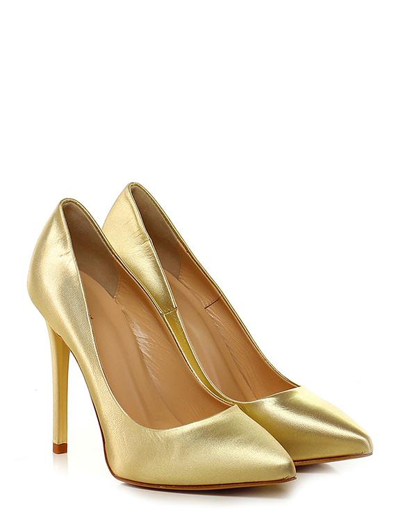 best authentic 75745 875ab Decolleté Oro Couture - Le Follie Shop
