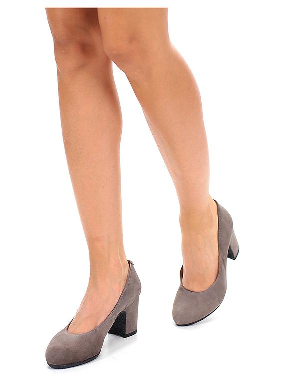 schuh mit absatz taupe audley group shoes. Black Bedroom Furniture Sets. Home Design Ideas