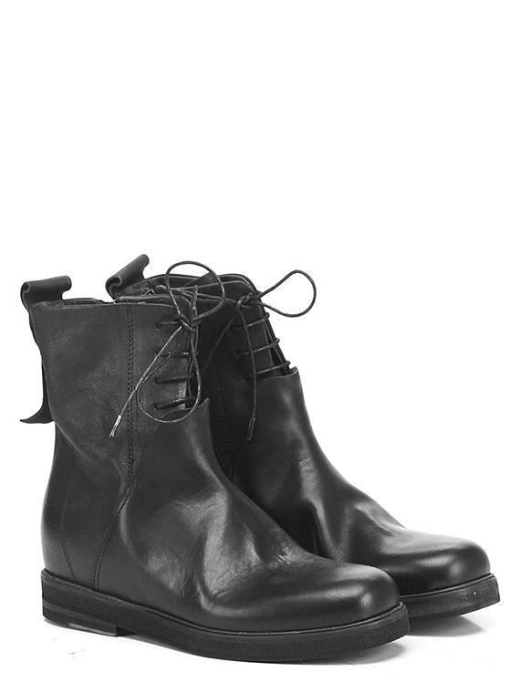 Fiori Francesi Ankle Boots NERO 35 36,5