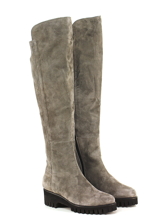 Stivale Grigio Donna Carolina Le Follie Shop