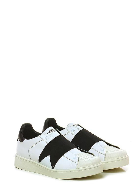 più recente c3ea1 ec60d Sneaker Bianco/nero Moa Master Of Arts - Le Follie Shop