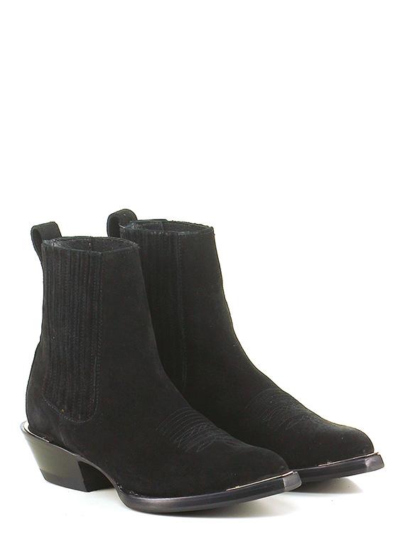 be1c0be9cd689 Ankle boots Black ASH - Le Follie Shop