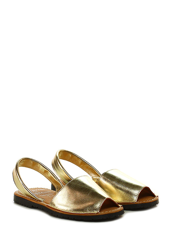 Sandalo basso Oro Avarca by C. Ortuno