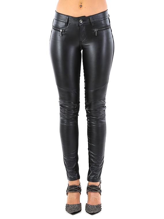Pantalone Nero Liu.jo - Le Follie Shop 1ca767813a4