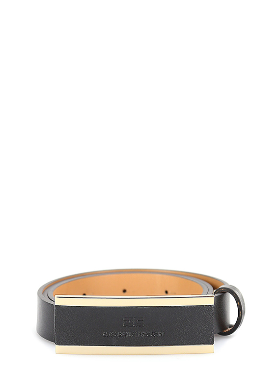 immagini ufficiali nuovo di zecca la moda più votata Cintura Nero Elisabetta Franchi - Le Follie Shop