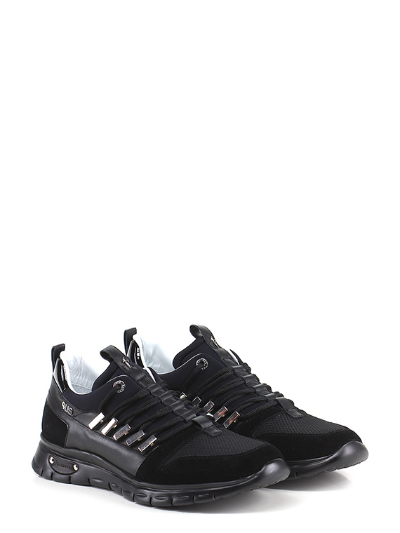 Le Follie Sneaker 4us Shop Black Paciotti W2be9IYEDH
