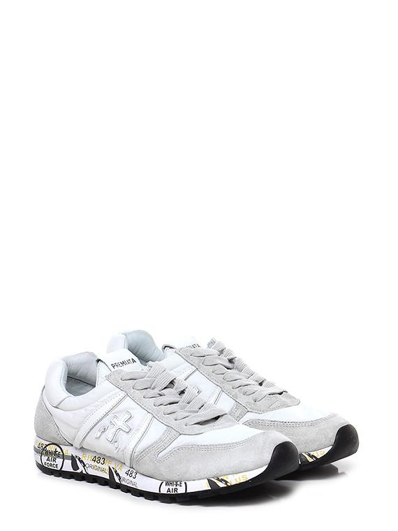 colori delicati sporco qualità eccellente Sneaker 3105 white/ice Premiata - Le Follie Shop