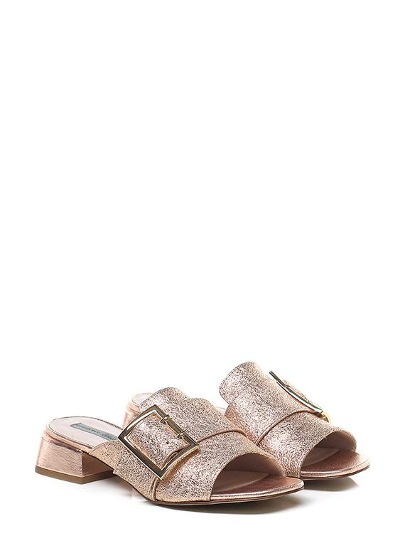 Basso Shoes Tosca Group Sandalo Blu Rame uc531lKJTF