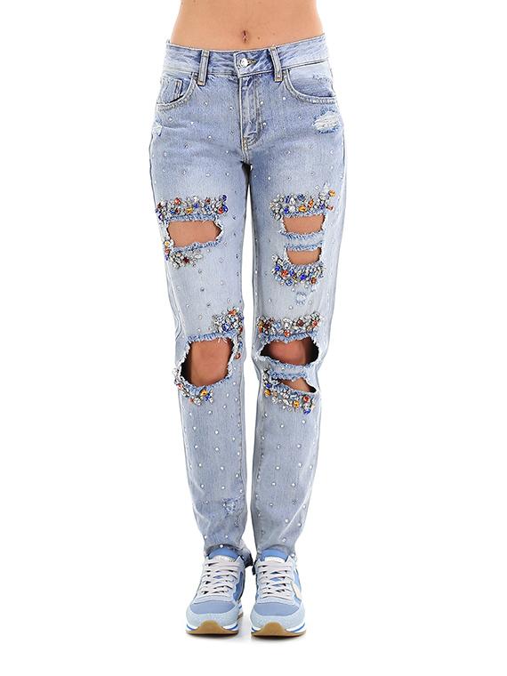 Jeans Den.blue Liu.jo - Le Follie Shop a240d1476ee