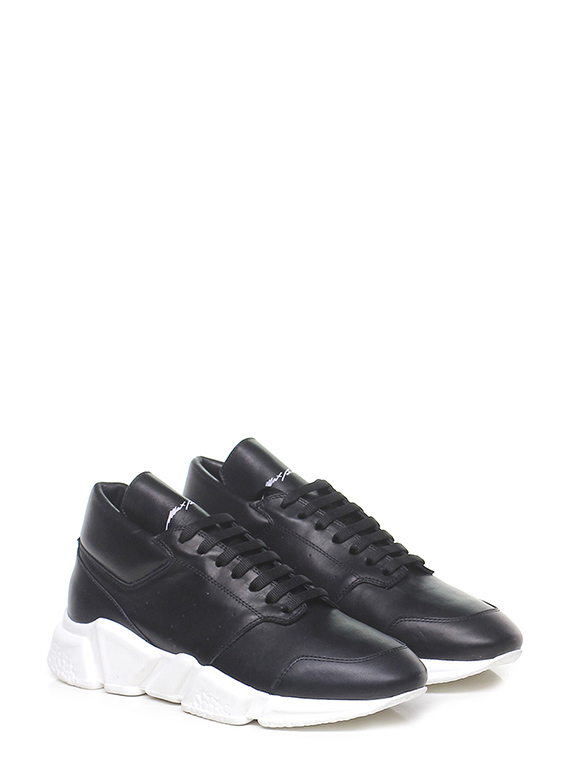 5615b257 Sneaker Nero Max Bianco - Le Follie Shop