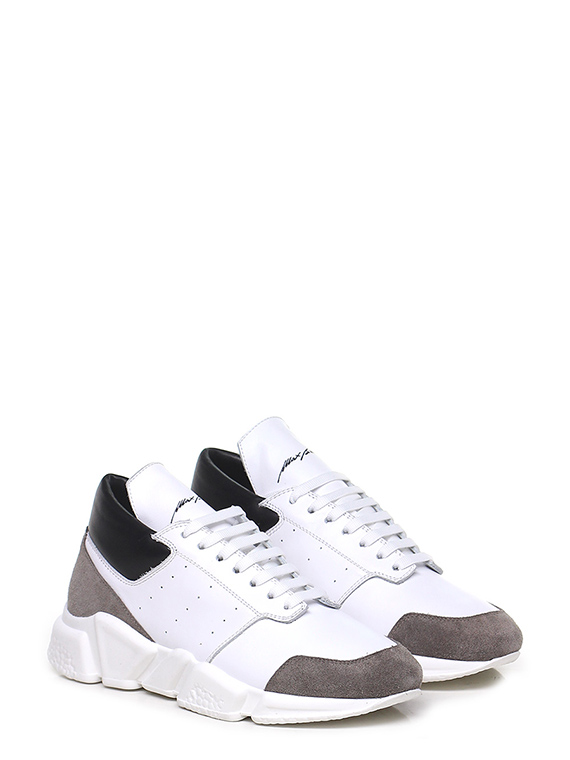 3233b4d2 Sneaker Bianco/nero/antracite Max Bianco - Group-Shoes